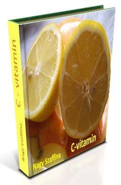 Nagy Szaffina C-vitamin könyv