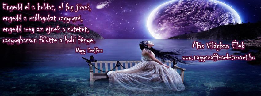 Letölthető Facebook fejléc Engedd el a holdat Nagy Szaffina verse