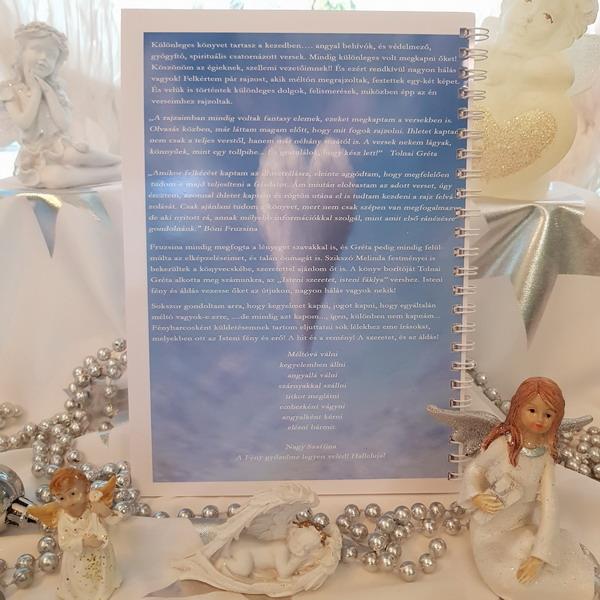 Angyali Érintés könyv leírás Nagy Szaffina