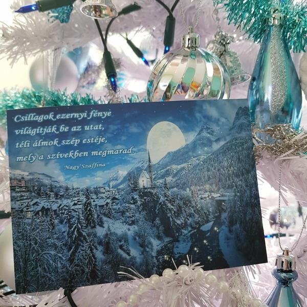 Angyali képeslapok Csillagok ezernyi fénye Nagy Szaffina életművei weboldalon
