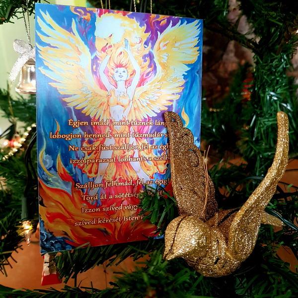 Angyali képeslapok Égjen imád mint tűznek lángja Nagy Szaffina életművei weboldalon