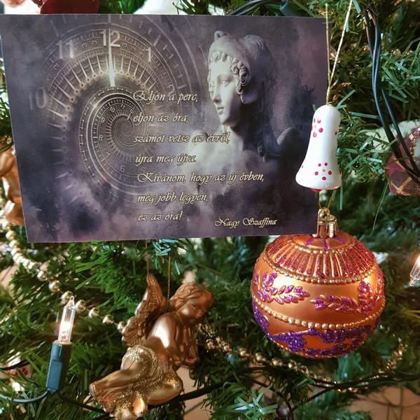 Angyali képeslapok Eljön a perc eljön az óra Nagy Szaffina életművei weboldalon