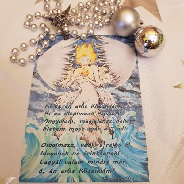 Angyali képeslapok Fájdalmaim küszöbén állván Nagy Szaffina életművei weboldalon
