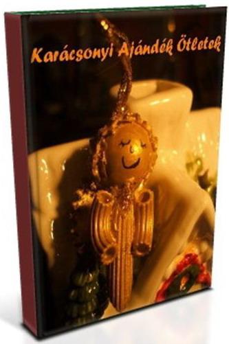 Karácsonyi ajándék Ötletek Nagy Szaffina könyve