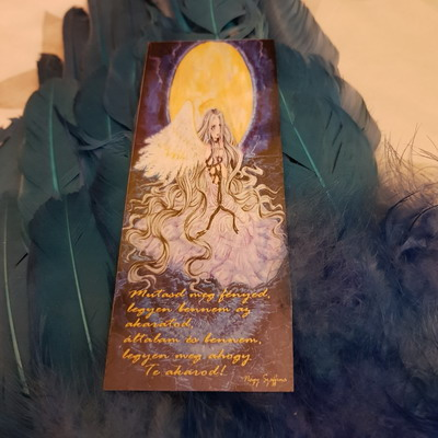 Angyali Könyvjelzők 6 kép Nagy Szaffina életművei weboldalon