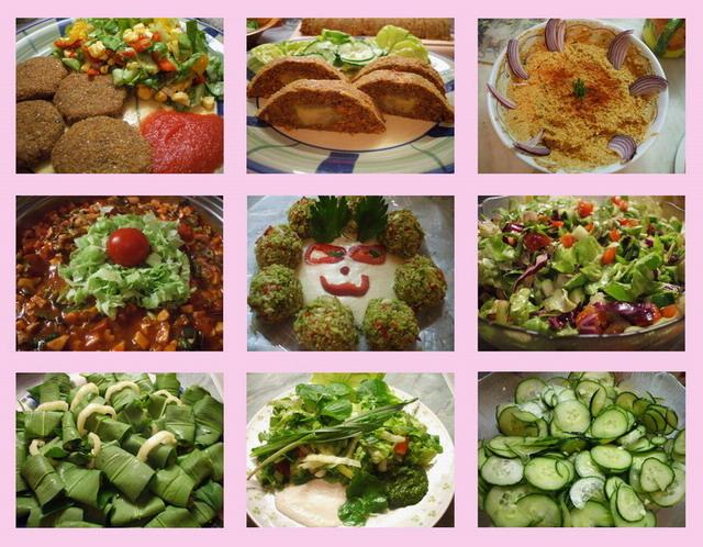 Gyors Egyszeru Nyers Vegán ételek 2. kötet. Főételek, húshelyettesítő fogások, pestók, saláták, tavaszias ételek.