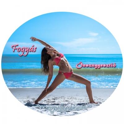 Fogyás önszuggesztió. Meditatív CD. www.nagyszaffinaeletmuvei.hu