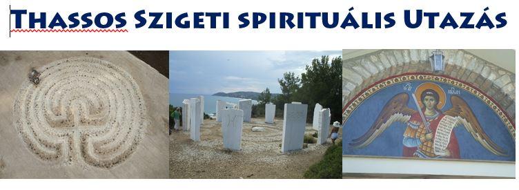Thassos Szigeti Spirituális Utazás Jógával