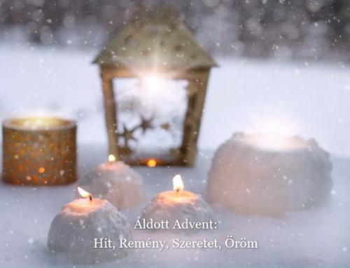 Advent 4 videó montázs